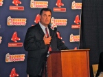 John Farrell Press Conference at Fenway Park