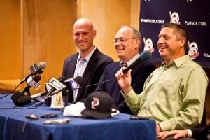 Gary DiSarcina Press Conference