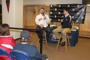 Interviewing Lavarnway