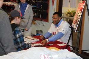 Thomas Signing