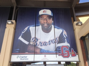 Atlanta Legend Hank Aaron