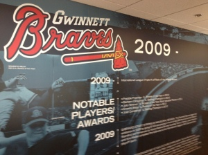 The Gwinnett Braves, est. 2009