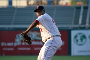 Rubby De La Rosa has tossed 18 straight innings with an unearned run
