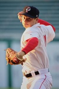 Allen Webster earned his 2nd win with Pawtucket Tuesday night
