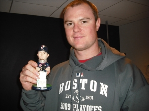Jon Lester pitched for the Pawtucket Red Sox during the 2006 and 2007 seasons.