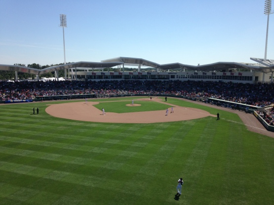 This seemed like the perfect place to spend my first afternoon at JetBlue