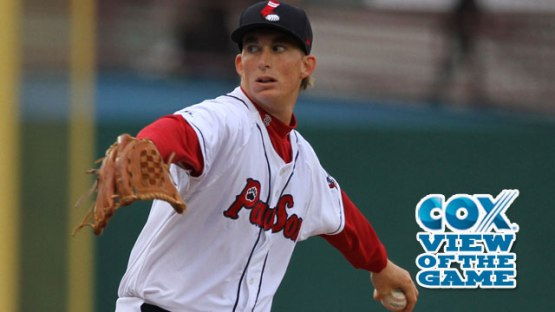 Henry Owens' progression can be viewed as the most important PawSox development in months