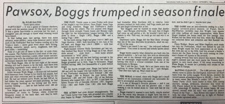 Boggs Story 1